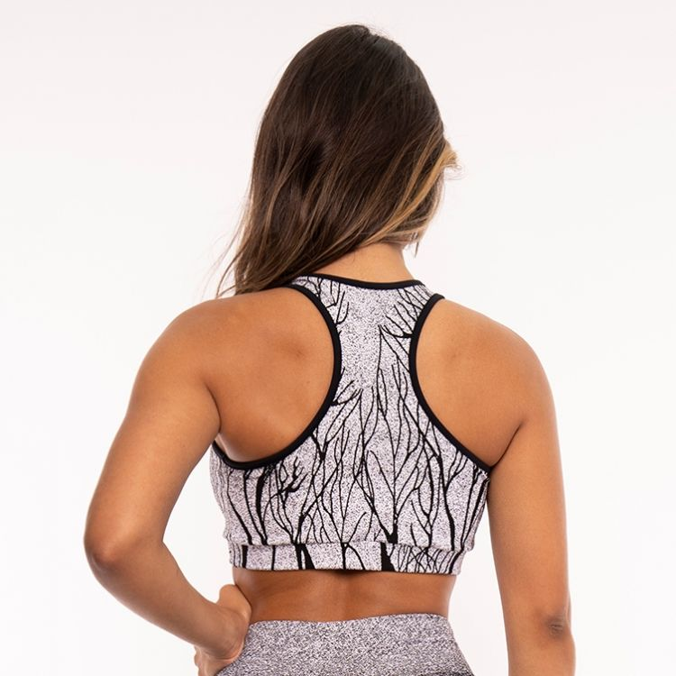 Top Fitness Jacquard Tree