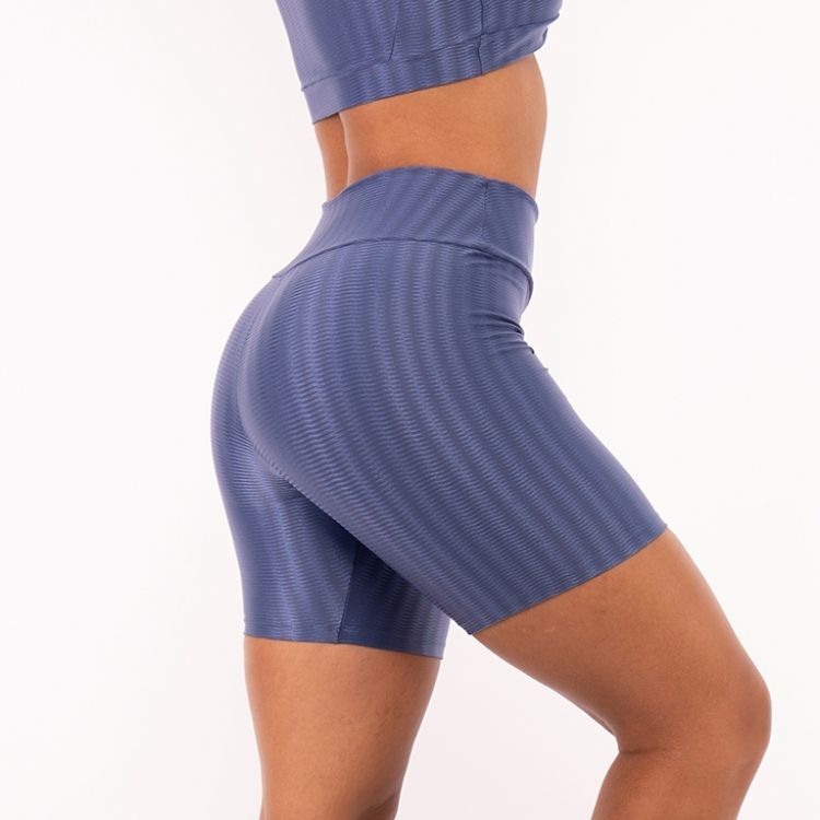 Short Fitness New Zig Azul Neville