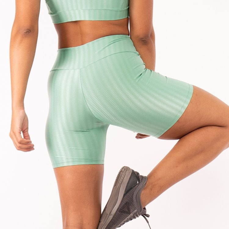 Short Fitness New Zig Verde Claro