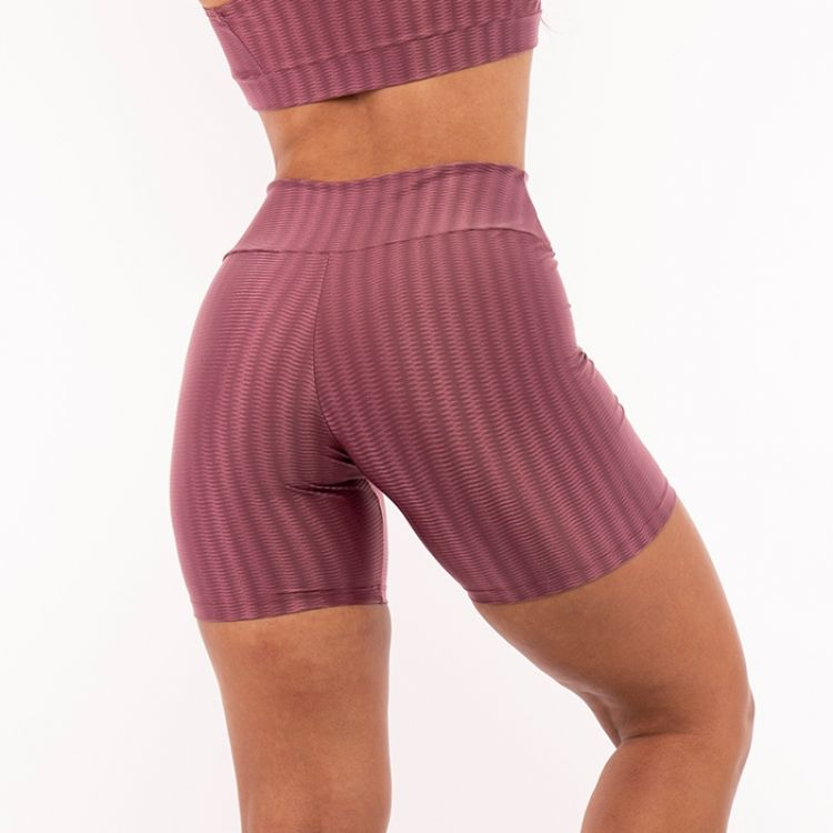 Short Fitness New Zig Rosa Matte