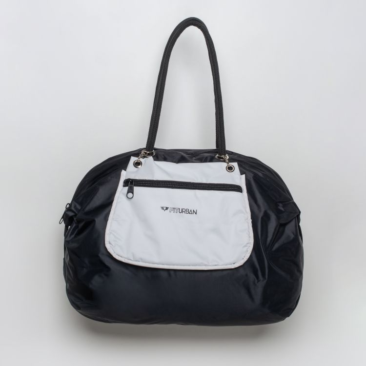 Bolsa Fitness Black Urban Girl