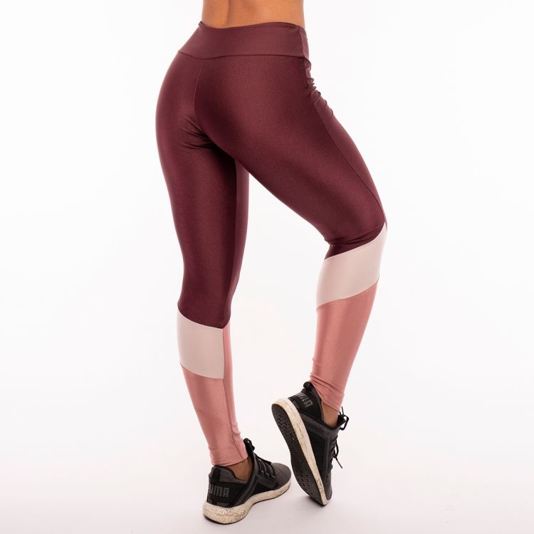 Calça Legging Three Colors