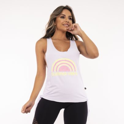 Camiseta Fitness Summer Vibes