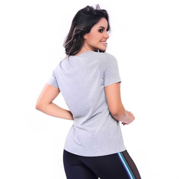 Camisa Fitness Mescla Authentic